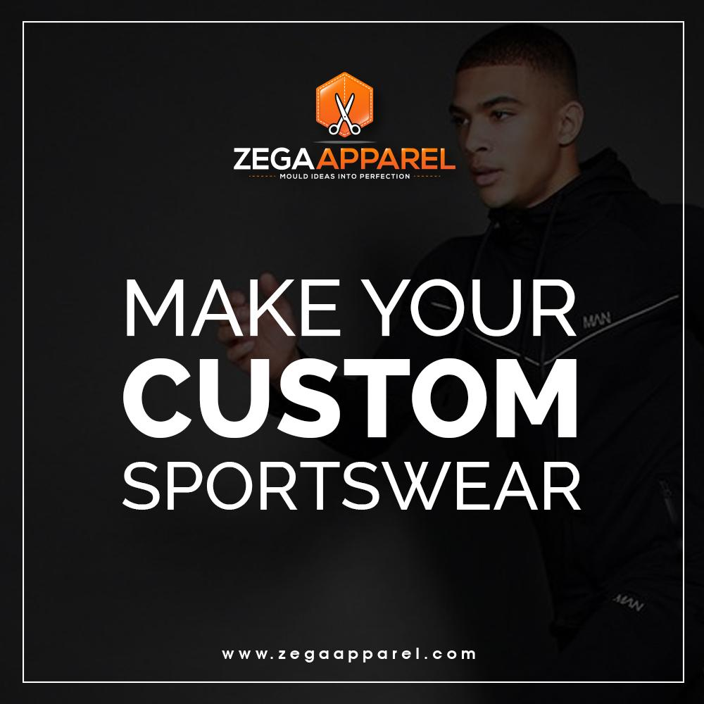 Make Your Custom Sports Wear
