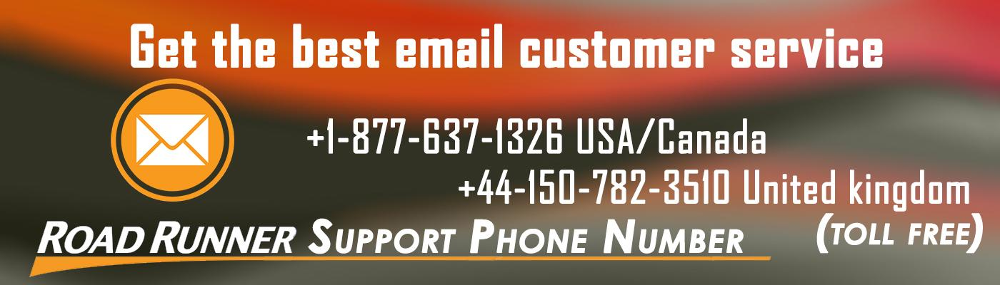 Dial Roadrunner Support Phone Number for instant email help
