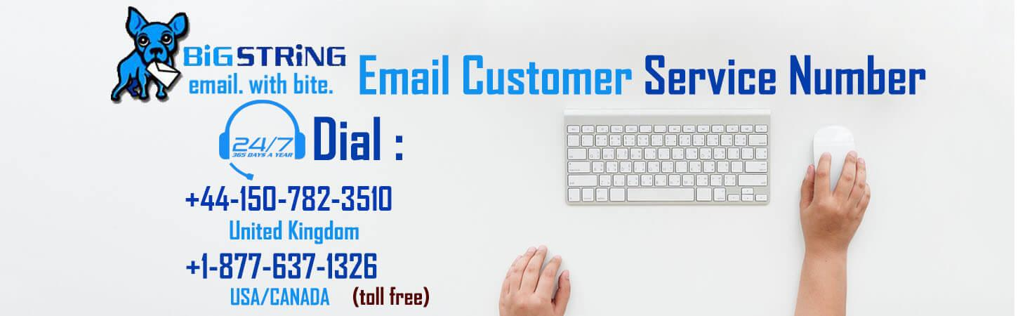 BigString Email Customer Service Number
