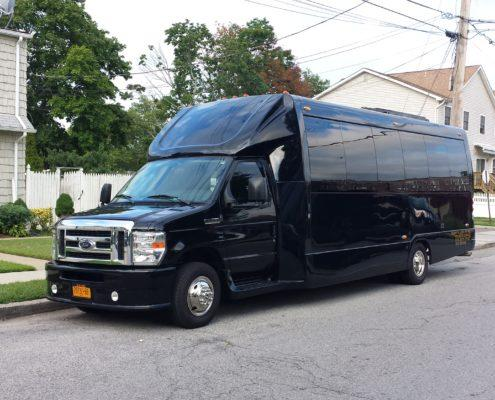 36 Passenger Bus Rental Services By NY Travel Limo