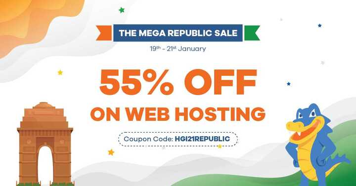 HostGator 55% Off Discount Code 2021 For Shared & WordPress Host