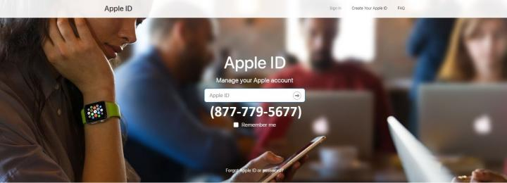 Apple ID Support (877-779-5677) to Recover Forgot Apple ID Passw