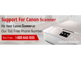 Canon Scanner Support Number +1-888-840-1555 - Classified Ad