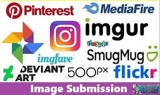 Free Image Submission Sites List January 2019