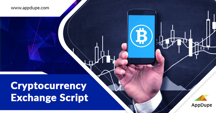 Cryptocurrency Exchange Script | Bitcoin Exchange Trading Script