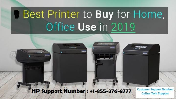 Choose the perfect HP Printer for personal or office purpose?