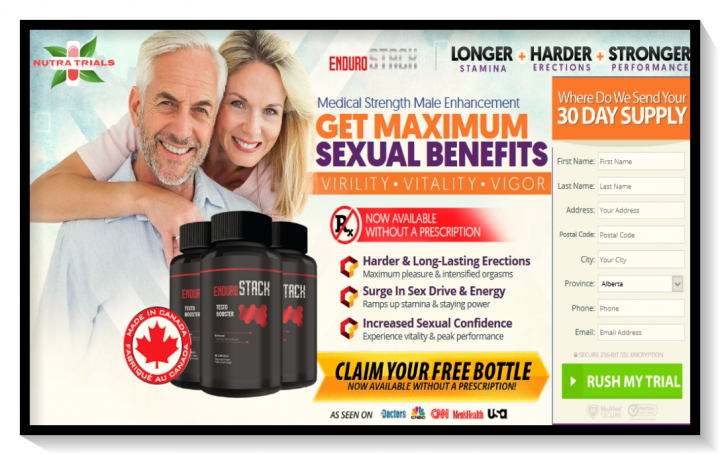 Enduro Stack Male Enhancement Reviews – Read Benefits!