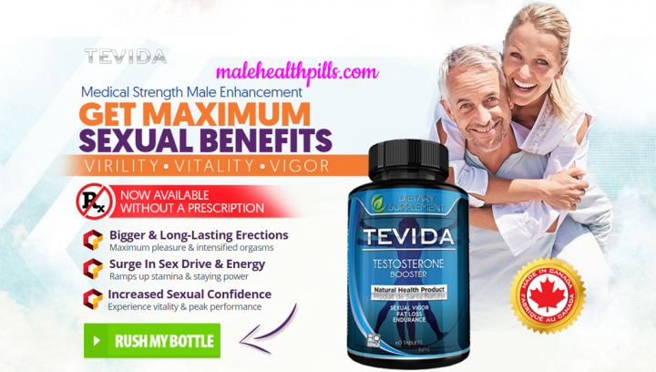 Tevida Male Formula Canada - Restore Your Sexual Youth & Perform