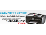 Canon Printer Helpline Number 1-888-840-1555, Toll free - Classi