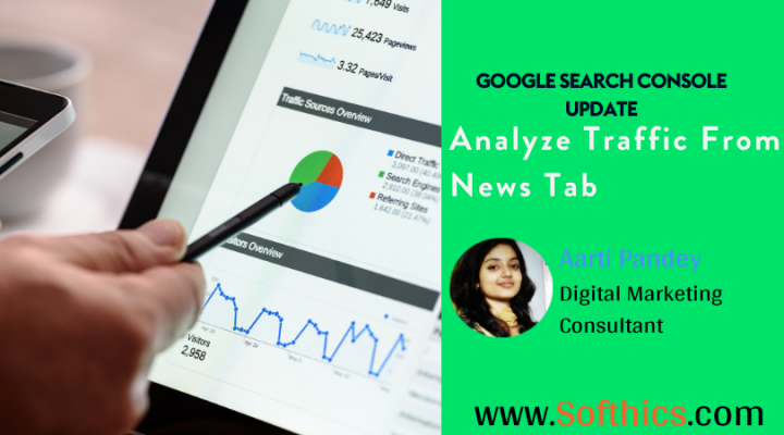 Google Search Console Update Analyze Traffic From News Tab - sof