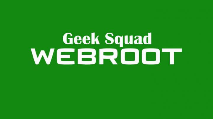 How to Get Geek Squad Webroot Support for PC/Laptops? Geek Squad