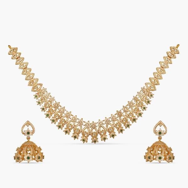 Nakshatra CZ - Necklace Sets