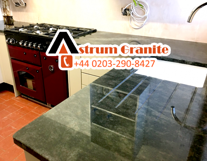Green Granite Worktops | A Unique Option for Kitchen Interior