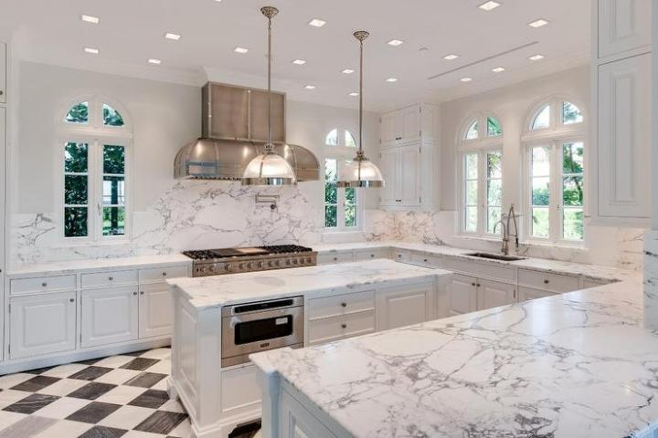 Pros and Cons of Marble Kitchen Countertops/Worktops 2020-21 in