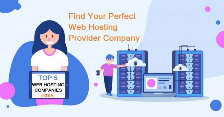 Top 5 Web Hosting Companies in India 2020 - Get Your Best One