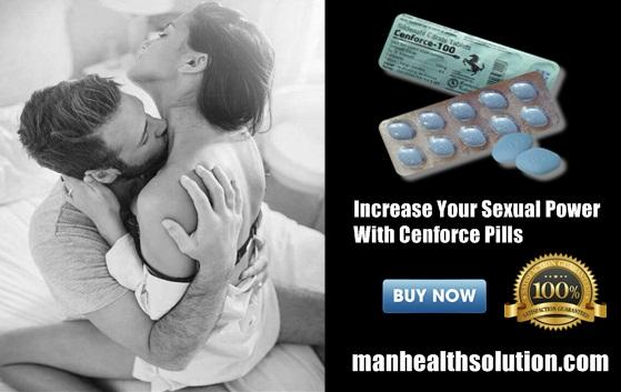 Cenforce 100mg assistance to make your sexual life progressively
