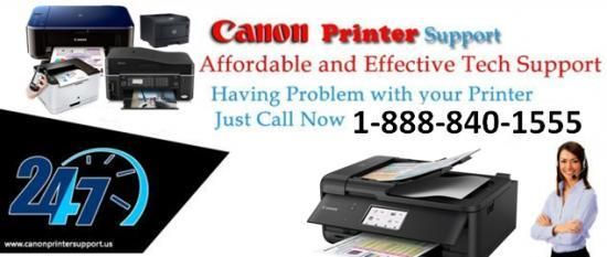 Canon Printer Support Number 1-888-840-1555