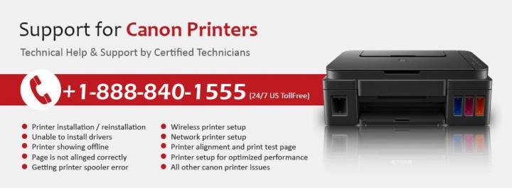 Common issues in Canon printers- Canon Printer Customer Support