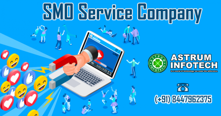 """SMO Company in Delhi NCR: How SMO Service is Best for Online Bu"
