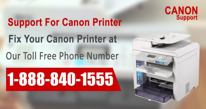 Canon Printer Stopped Working – Contact Canon Printer Support Nu