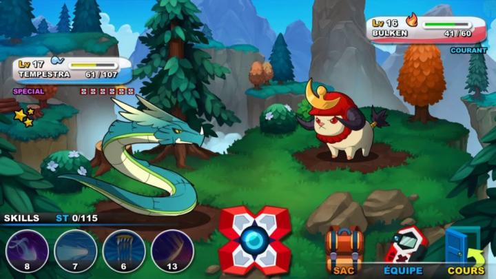 Nexomon Cracked For iPhone/iPad Paid Game Free Download 2019
