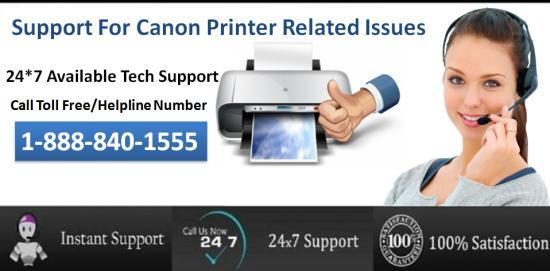 Canon Customer Service Number +1-888-840-1555