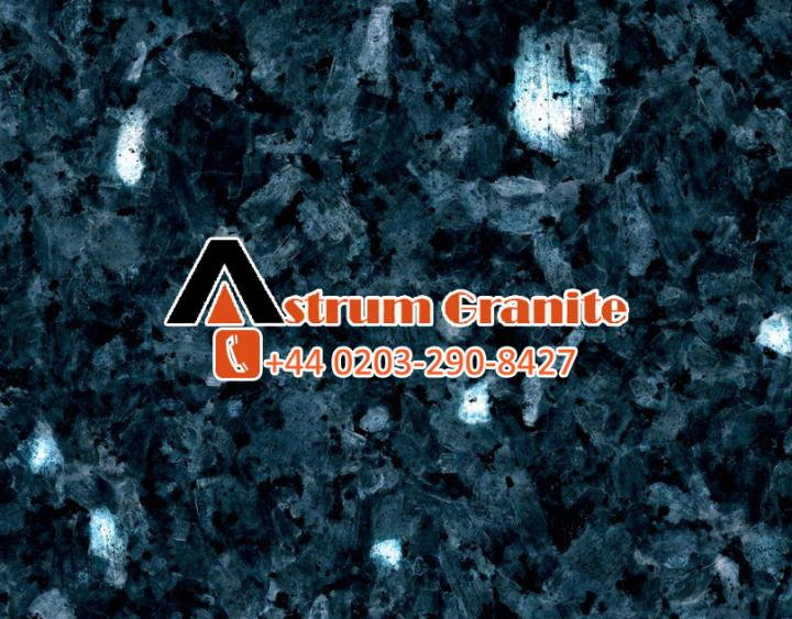 Blue Granite Worktops | Best Design for Kitchen | Astrum Granite