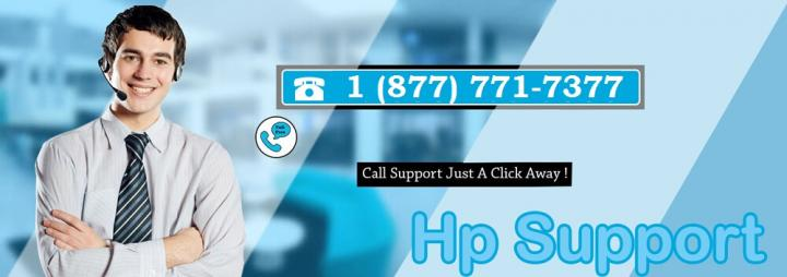 HP Printer Support Phone Number 1 (877) 771-7377