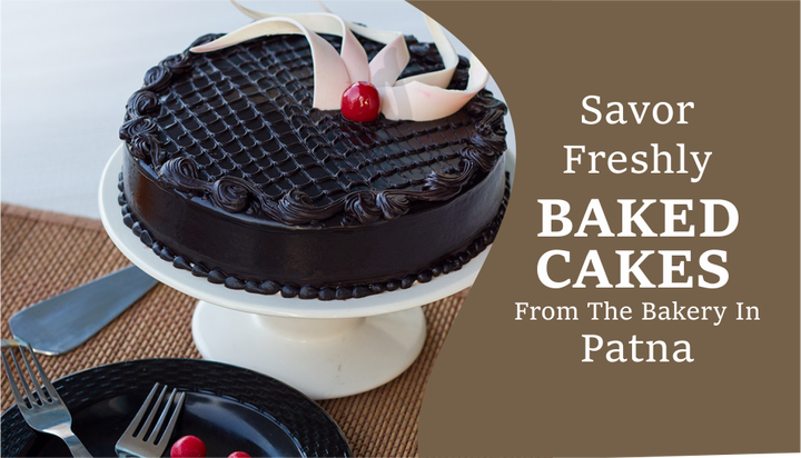 Savor Freshly Baked Cakes From The Bakery In Patna