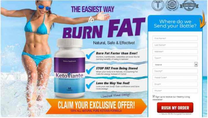 KetoViante South Africa - #1 Diet Pill That Burns Fat? Keto Vian