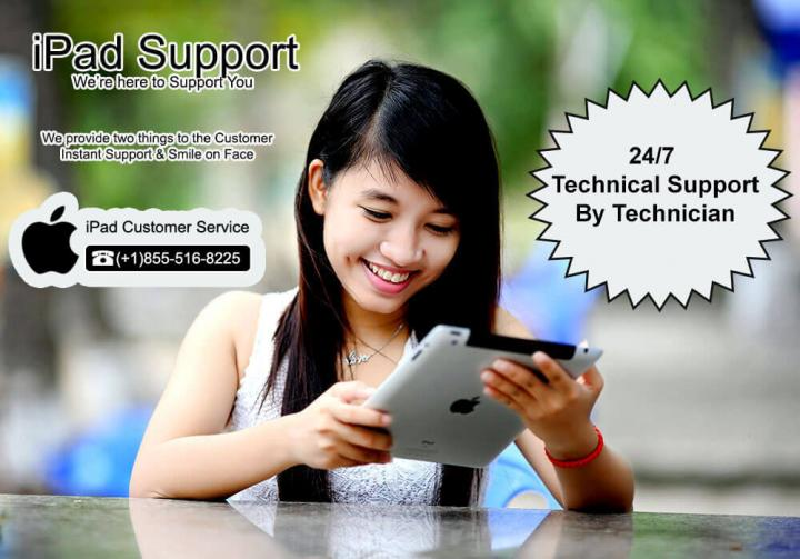 iPad Customer Service Number (+1)855-516-8225 Contact for Apple