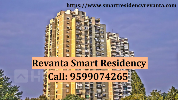 Revanta Smart Residency Dwarka L-Zone,/ Revanta Heights