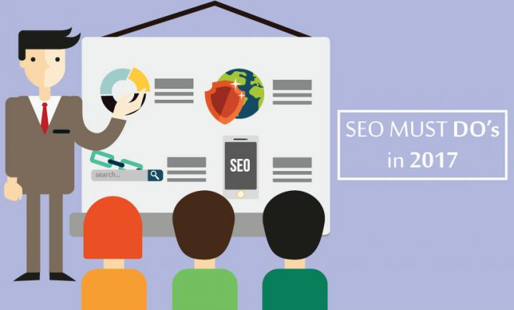 SEO Must Do's in 2017 | Blog