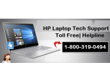 HP Laptop Helpline Number 1-800-319-0494, Support Toll Free - Cl