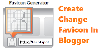 How to Change Favicon in Blogger with Pictures