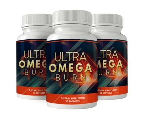 "Is ""Ultra Omega Burn"" Scam?: Read Pills Reviews, Ingredients, Si"