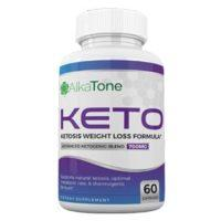 Alka Tone Keto Reviews (Updated 2019): Keto Pills Benefits & Sid