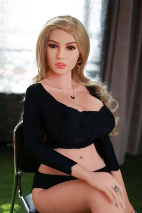 Sexy Adult Sex Doll- 165cm/5ft 4 inch - Buy Unlimited Silicon Se