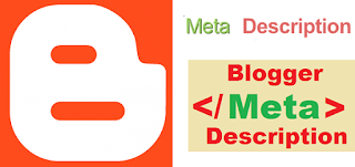 How to Add Meta Description in Blogger with Pictures